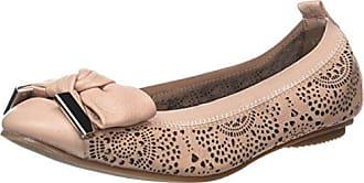 Moda In Pelle ANEGELIKAS - Zapatillas de Cuero Mujer, Color Blanco, Talla 39 Moda in Pelle