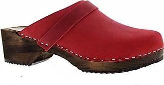Moheda Womens Emma Pink Nubuck Sandals 39 EU