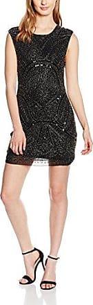 S2387H15 - Robe - Uni - Sans manche - Femme - Noir (Noir/Black) - FR: 40 (Taille fabricant: 2)Molly Bracken