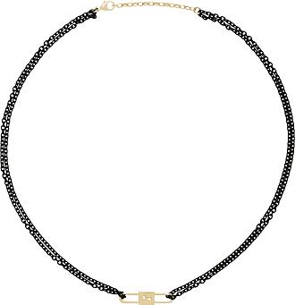 Alór Classique Multi-Row Diamond Circle Pendant Necklace
