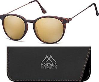 Montana MS92, Lunettes de Soleil Mixte, Multicolore-Multicoloured (Coffee/Revo Brown), Taille Unique