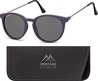Montana MS27, Lunettes de Soleil Mixte, Multicolore (Black + Purple + Revo Purple), Taille Unique