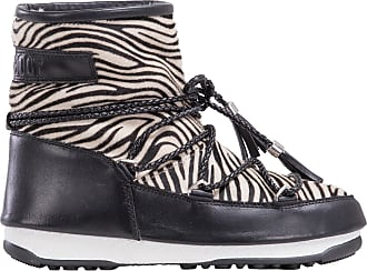 We Zebra Moon Boot