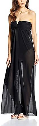Womens Contours Mesh Long V Wire Dress Cover - up Moontide