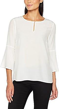 More & More Blusa para Mujer, Rosa (White 0010), 42 (Talla del Fabricante: 40)