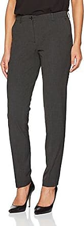 More & More Konfektionshose, Pantalones para Mujer, Multicolor (Marine 2 Color 2375), 40