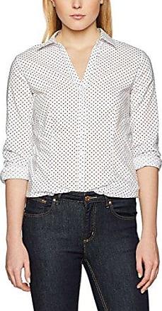 More & More Blusa para Mujer, Multicolor (White 2 Colour 2010), 38