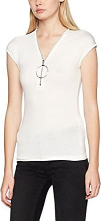 Morgan 172-OFALI.F, Camiseta para Mujer, Blanco (Off White), 38