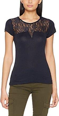 Morgan 181-Dpic.P, Camiseta para Mujer, Azul (Orage Orage), L