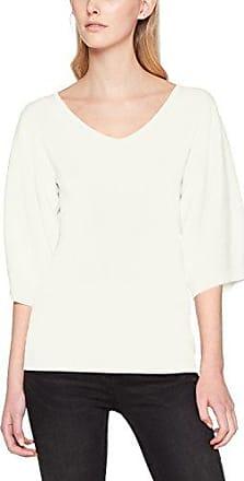 Morgan 181-Vatol.P, Jersey para Mujer, Blanco (Off White Off White), 42