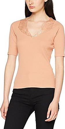 181-Dina.P, T-Shirt Femme, Noir (Noir), Small (Taille Fabricant: TS)Morgan