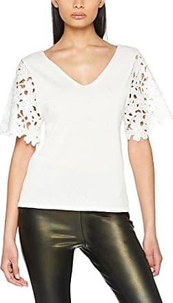 Morgan 181-DG.N, Camiseta para Mujer, Blanco (Off White Off White), XS
