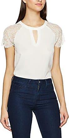 Morgan 172-ORINA.F Camiseta Mujer, Blanc (Blanc), 38 EU