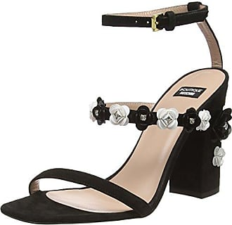 Sandals for Women On Sale, Black, Rubber, 2017, 2.5 3.5 4.5 Moschino