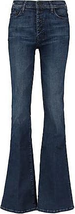 Mother Woman The Pixie Cruiser Mid-rise Bootcut Jeans Indigo Size 25 Mother