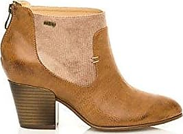 Femme, Bottes, 94531 Serraje Avellana, Orange (Serraje Avellana), 41Mtng