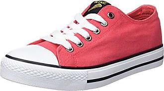EMI, Zapatillas de Deporte para Mujer, Rosa (Canvas3 Coral), 39 EU Mtng
