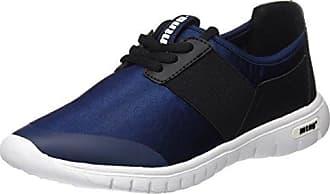 Sakuma, Zapatillas de Deporte para Mujer, Azul (Soft Celesteprint Point Silver), 39 EU Mtng