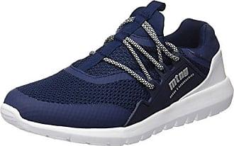 Attitude - Zapatillas Para Hombre, Color Azul (Carbon Navy), Talla 44 Mtng