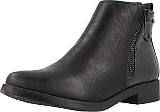 Stiefelleten/Boots Damen, color Schwarz , marca MUSTANG, modelo Stiefelleten/Boots Damen MUSTANG 52818 KLEIN Schwarz