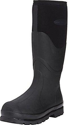Arctic Excursion Mid, Stivali di Gomma Uomo, Nero (Black/Grey), 42 EU The Original Muck Boot Company