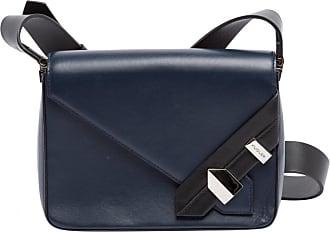 MUGLER Pre-owned - LEATHER HAND BAG