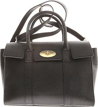 Mulberry Top Handle Handbag On Sale, Black, Leather, 2017, one size