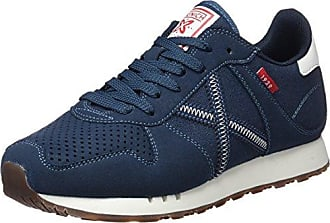 Munich Alpha, Baskets Mixte Adulte, Bleu (Marino 007), 43 EU