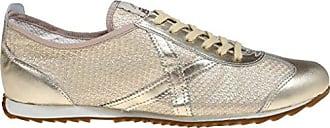 Herren Sneaker Gold Gold, Gold - Gold - Größe: 46 EU Munich