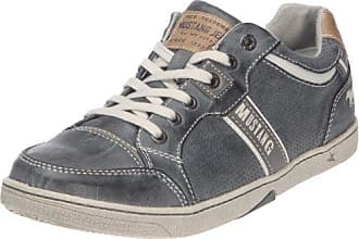Herren 4125-402-820 Glisser Sur Mustang Sneaker