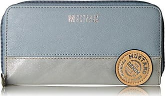 Dayton Kailey Wallet H12z, Womens Wallet, Grey, 1x10x20 cm (B x H T) Mustang