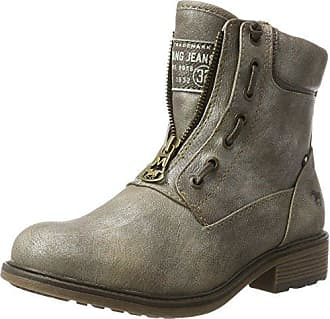 Womens 1235-605 Ankle Boots, Rot (599 Bordeaux/Multi) Mustang
