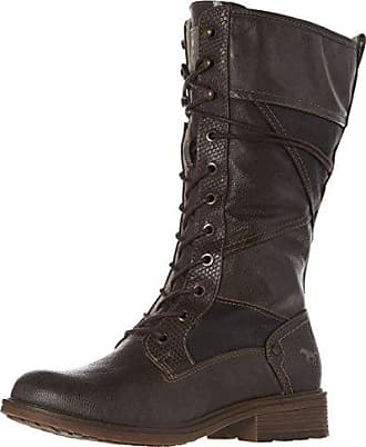 Womens 1264-605-259 Boots, Titanium Mustang