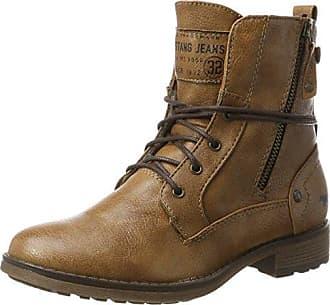 4015552, Boots homme - Marron (3 Braun), 42 EUMustang