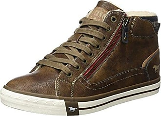 Mens 4052508 High-Top Trainers Mustang
