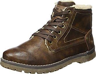 Mustang Herren 4092-609-32 Klassische Stiefel, Braun (Dunkelbraun), 40 EU