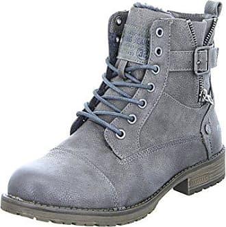 4032603, Boots homme - Marron (Dunkelbraun), 44 EUMustang