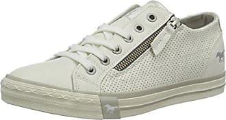 1226-304, Sneakers Basses Femme - Marron - Braun (33 Natur), 41Mustang