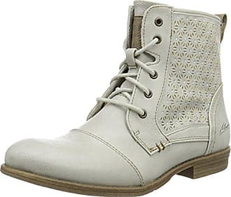 Womens 1157-546-258 Combat Boots, Grau (258 Titan), 8 UK Mustang