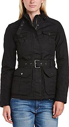Evelyn Winter - Trench - Manches longues - Femme - Noir - FR : 44 (Taille fabricant : 44)Musto