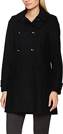 Naf-naf A-Chef, Manteau Femme, ( Anthracite), 44 (Taille Fabricant: 44)