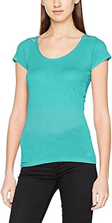 Cecil 311406, Camiseta para Mujer, Azul (Bright Petrol Blue 30972), S