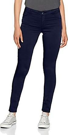Power Skinny, Pantalon Femme, Blanc (Menthe), 34 (Taille Fabricant: 34)Nafnaf