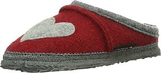 Nanga Herz, Damen Pantoffeln, Rot (ziegelrot/22), 35 EU