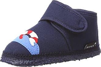 Nanga Unisex-Kinder Seemann Hausschuhe, Blau (Blau), 27 EU