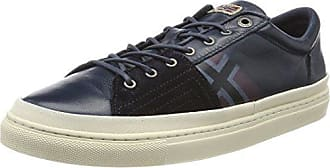 Napapijri Footwear Optima, Baskets Homme, Blau (Blue Marine), 41 EU