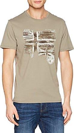 Sevilla, T-Shirt Femme, Gris (Light Grey Mel), MediumNapapijri