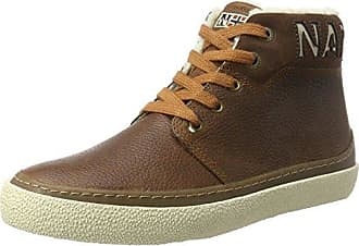 Footwear Jakob, Baskets Hautes Homme, Marron (Cognac N45), 44 EUNapapijri