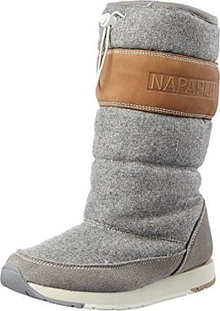 Napapijri Footwear Rabina, Bottes de Neige Femme, (Iron Grey N82), 41 EU