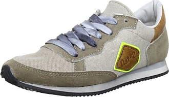 n2 Blanca 2, Unisex-Erwachsene Sneaker, Beige (camel), EU 42 (UK 8) (US 9) nat-2